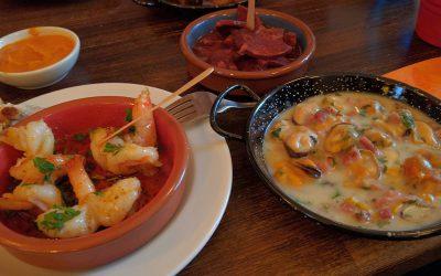Tapas eten in Valencia